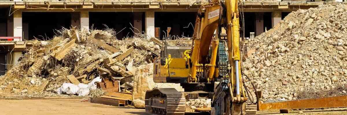 פינוי פסולת בניין