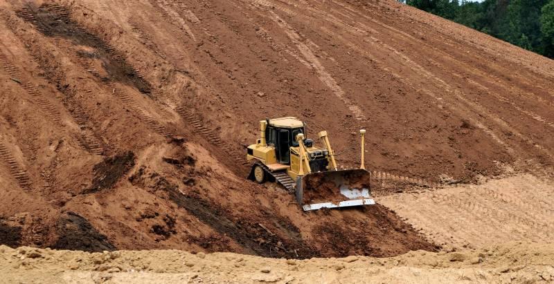 חפירה באדמה